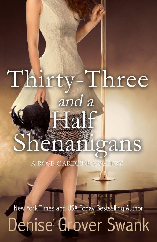 Thirty-Three and a Half Shenanigans cover